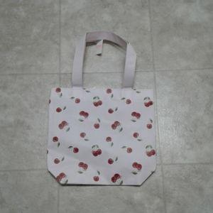 Pink Victoria's Secret reusable tote bag